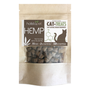 HolistaPet Hemp Cat Treats
